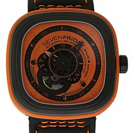 SEVENFRIDAY P Series P1-03 47.0mm Mens Watch