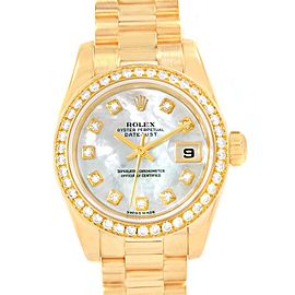 Rolex President 179138 26mm Womens Watch