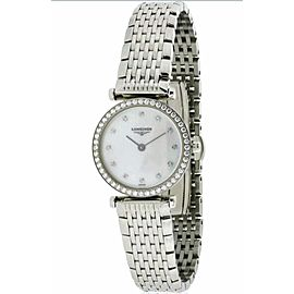 Longines Classique L42410806 24mm Womens Watch