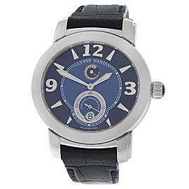 Ulysse Nardin Macho Palladium 278-70/632 278-70/632 43mm Mens Watch