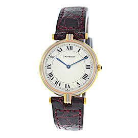 Cartier Vendome 30mm Womens Watch