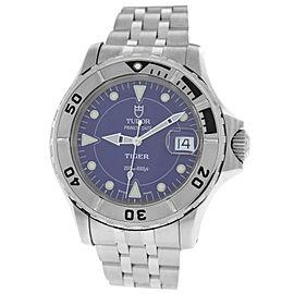 Tudor Date 89190 41mm Mens Watch