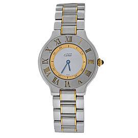 Cartier Must 1330 31mm Womens Watch