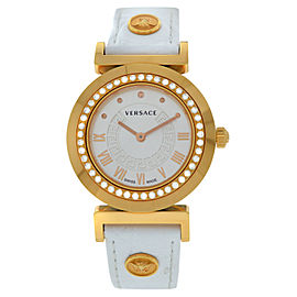 Versace Vanity P5Q82D001 S001 35mm Womens Watch
