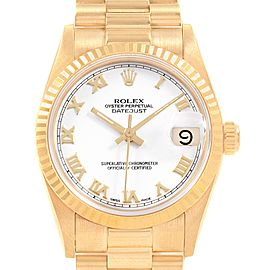 Rolex President 68278 31.0mm Womens Watch