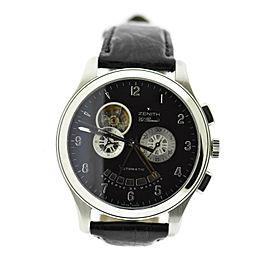 Zenith El Primero Grande Class Stainless Steel Watch 03.0520.4021