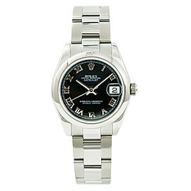 Rolex Datejust 178240 Womens Automatic Watch With Box & Papers 31mm