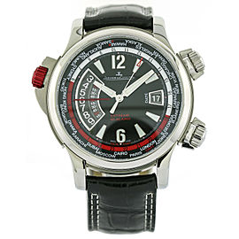 Jaeger LeCoultre Master Compressor Extreme World Alarm Automatic