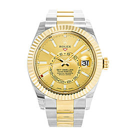 Rolex Sky-Dweller 326933 Men's Automatic Watch New March 2019 Box & Paper 42MM
