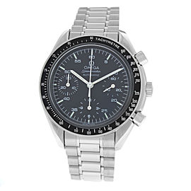 Mens Omega Speedmaster 3510.50 Steel Chronograph 39MM Automatic Watch