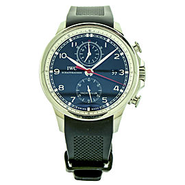 IWC Portuguese Yacht Club Chronograph 45.4mm Mens Watch