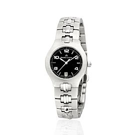 Lady Maurice Lacroix SA1013-SS002-320 Steel Date Quartz 28MM Watch