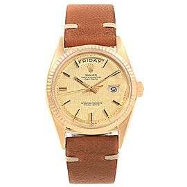 Rolex President Day-Date 1803 36.0mm Mens Watch