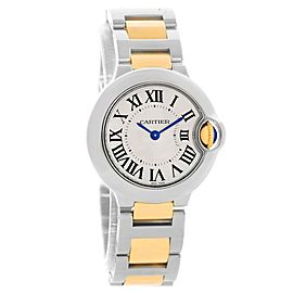 Cartier Ballon W69007Z3 29.0mm Womens Watch