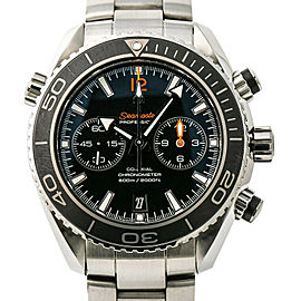 Omega Seamaster Planet Ocean 232.30.46.51.01.003 Automatic Watch W/Papers 45mm