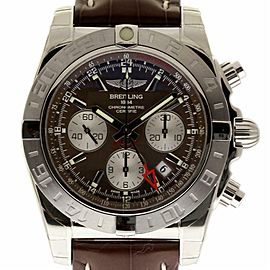 Breitling Chronomat AB042011/Q589 Brown Steel