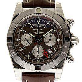 Breitling Chronomat AB042011/Q589 Brown Steel