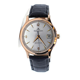 Jaeger LeCoultre Master Control 18K Rose gold Watch 140.2.89