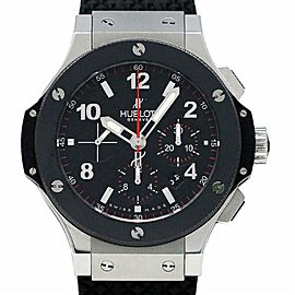 Hublot New Big Bang Chronograph 44mm Ceramic Steel 301.SB.131.RX