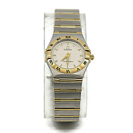 Omega Constellation 18K/Stainless Steel Watch 1272.30