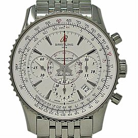 Breitling Montbrillant 01 AB013012/G709 Stainless Steel 40mm