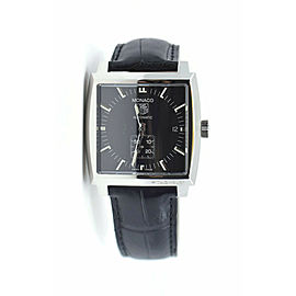 Tag Heuer Monaco Stainless Steel Watch WW2110