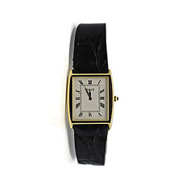 Piaget 18K Yellow Gold Watch 9663