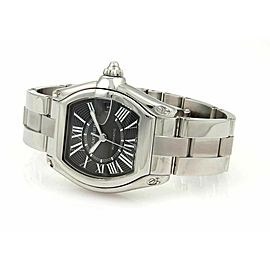 Cartier Roadster Automatic Stainless Steel Man's Wrist Watch