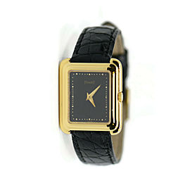 Piaget Protocole 18K Yellow Gold Watch 44101