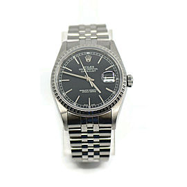 Rolex Datejust Stainless Steel Watch 16220