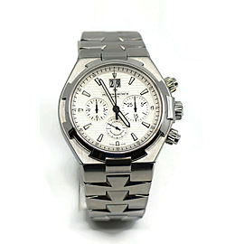 Vacheron Constantin Overseas Chronograph Stainless Steel Watch 49150