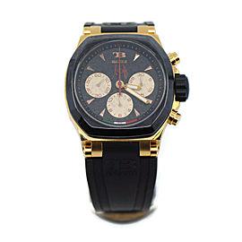TB Buti Tricompax Giugno M. Lippi Limited Edition 18K Rose Gold Watch