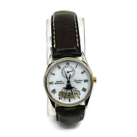 Girard Perregaux Equation Terre 18K/Stainless Steel Watch 4842