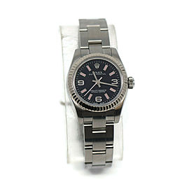 Rolex Oyster Perpetual Stainless Steel Watch 176234