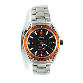 Omega Seamaster Planet Ocean Stainless Steel Watch 2209.50