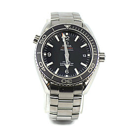 Omega Seamaster Planet Ocean Stainless Steel Watch 232.32.42.21.01.003