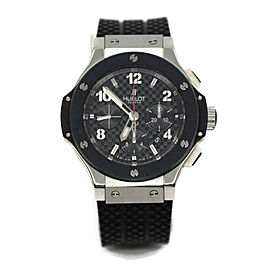 Hublot Big Bang Chronograph Stainless Steel Watch 301.SB.131.RX