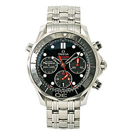 Omega Seamaster 212.30.44.50.01.001 Chronograph Automatic Ceramic Black 44mm