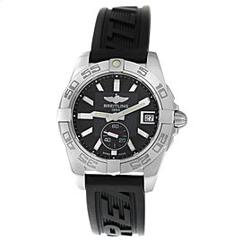 Unisex Midsize Breitling Windrider Galactic A37330 Date Automatic 36MM Watch