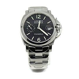 Panerai Luminor Marina Stainless Steel Watch PAM50