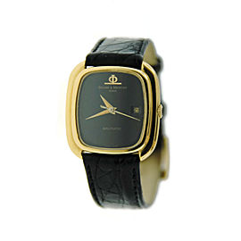 Baume & Mercier Baumatic 18K Yellow Gold Watch