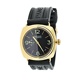 Panerai Radiomir 18K Rose Gold Watch PAM103