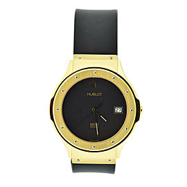 Hublot Classic MDM 18K Yellow Gold Watch 1823