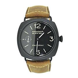 Panerai Radiomir Black Seal Ceramic Watch PAM292
