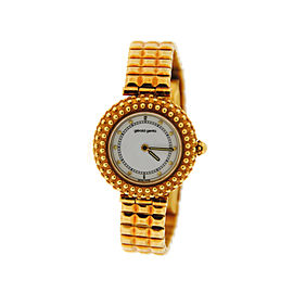 Gerald Genta 18K Yellow Gold Watch G.3492.7