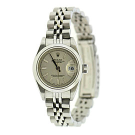 Rolex Datejust Stainless Steel Watch 79174