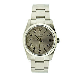 Rolex Air King Stainless Steel Watch 114210
