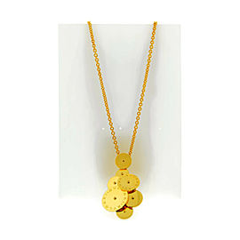 Bvlgari Cicladi 18K Yellow Gold Large Necklace
