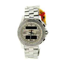 Breitling Airwolf Stainless Steel Watch A7836334/G653