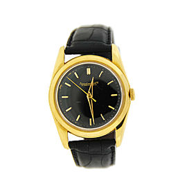 IWC Vintage Manual Wind 18K Yellow Gold Watch